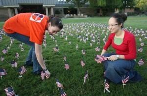 9/11 Memorial at FPU